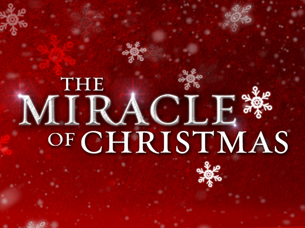 S. M. C. The Miracle of Christmas Pt. 3 12/15/19 AM